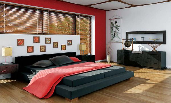 Tư vấn thiết kế nội thất phòng ngủ đẹp theo phong thủy 04