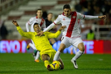 Prediksi Pertandingan : Rayo Vallecano vs Villareal