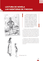 SECUENCIA: SEGUIMIENTO DE UNA NOVELA, PINOCHO