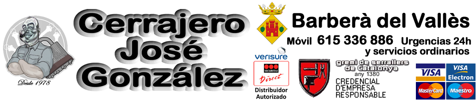 Cerrajero en Barberà del Vallès