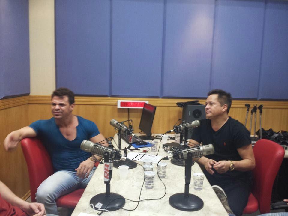 rádio nativa fm  Leonardo & Eduardo costa no especial de cabaré 2612 2014