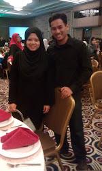 Azren Ahmad & Easbah Rafit