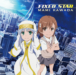 To Aru Majutsu no Index ENdymion no Kiseki Main Theme Single - FIXED STAR