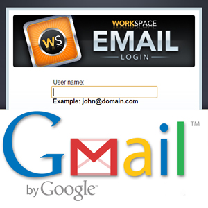 gmail and godaddy mail
