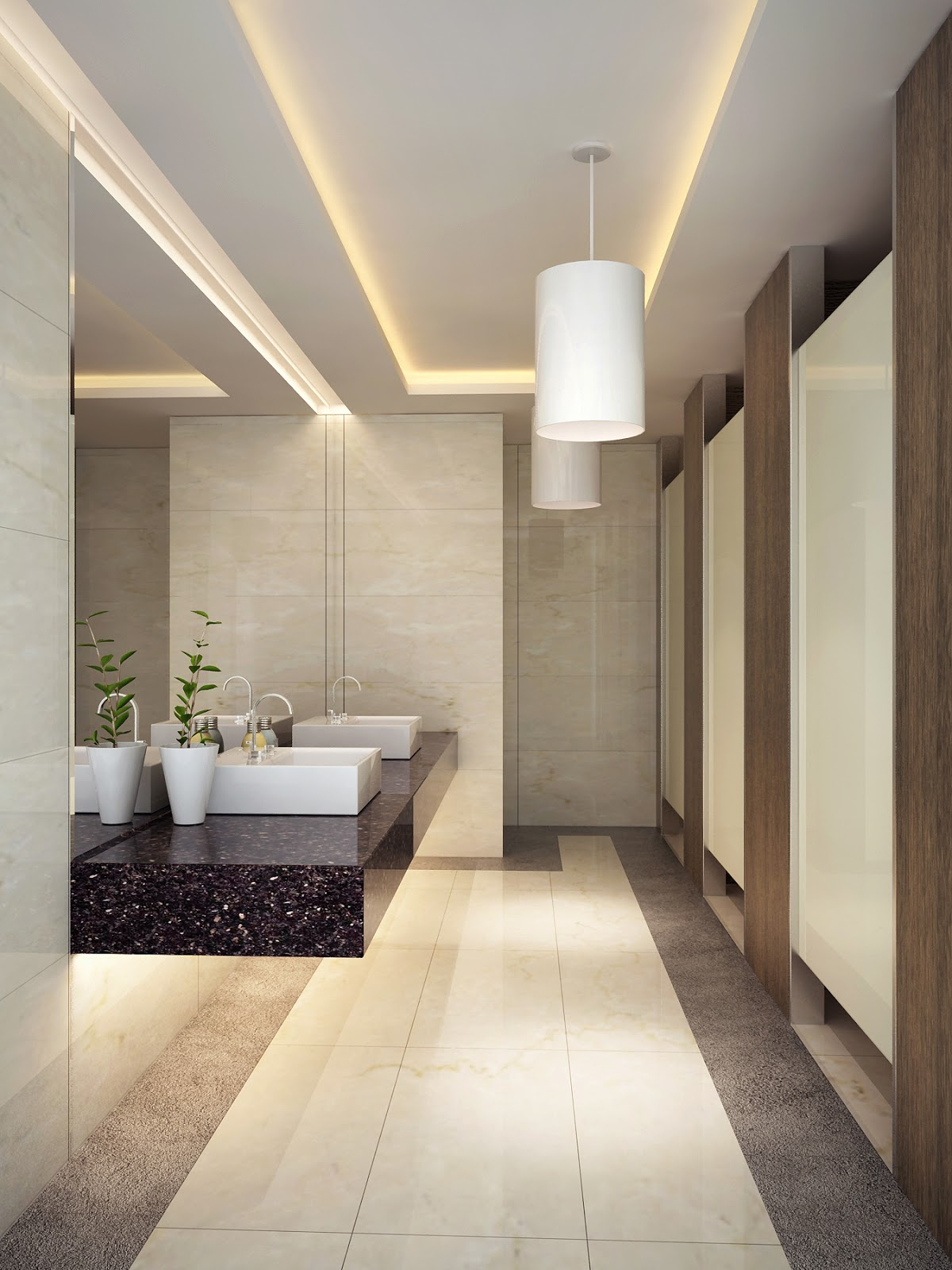 ROYAL HOTEL Interior Design Renovation Works Lobby Lounge Toilet