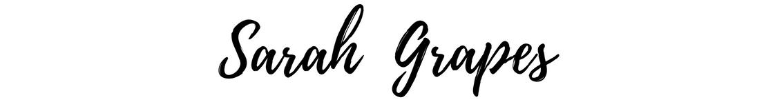 Sarah Grapes