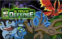 Ben 10 Supremacia Alienígena: Defesa Suprema