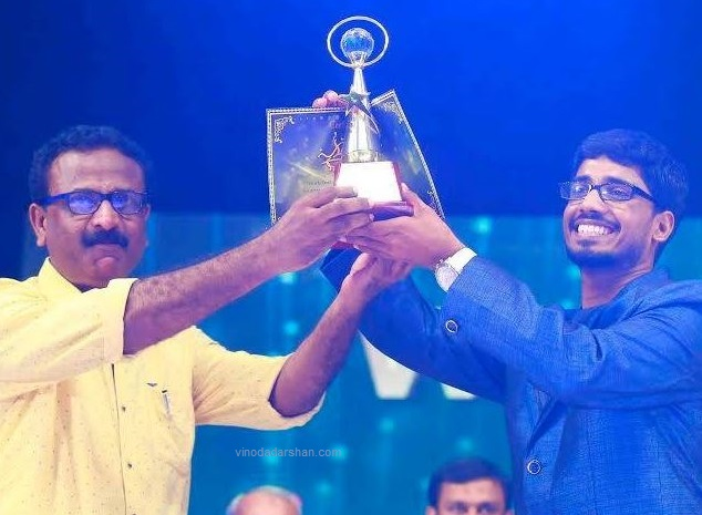 Ismail - the title winner of Patturumal Season 9 on Kairali TV