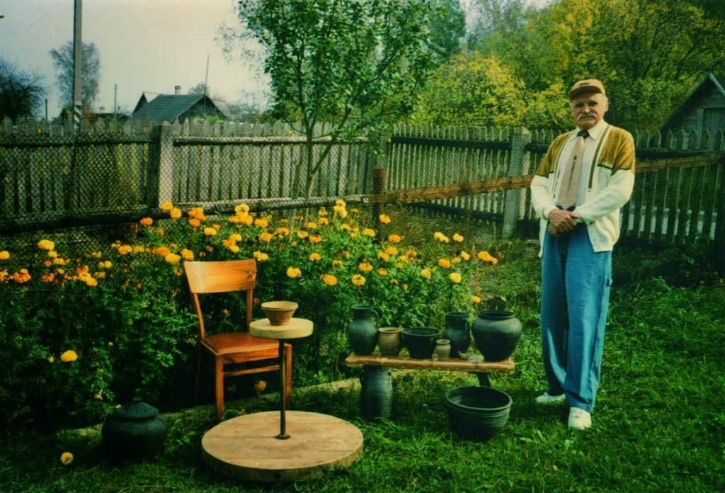 Gonchary Porozovo. Vladimir Kazimirovich Poplavskij. Foto 1.