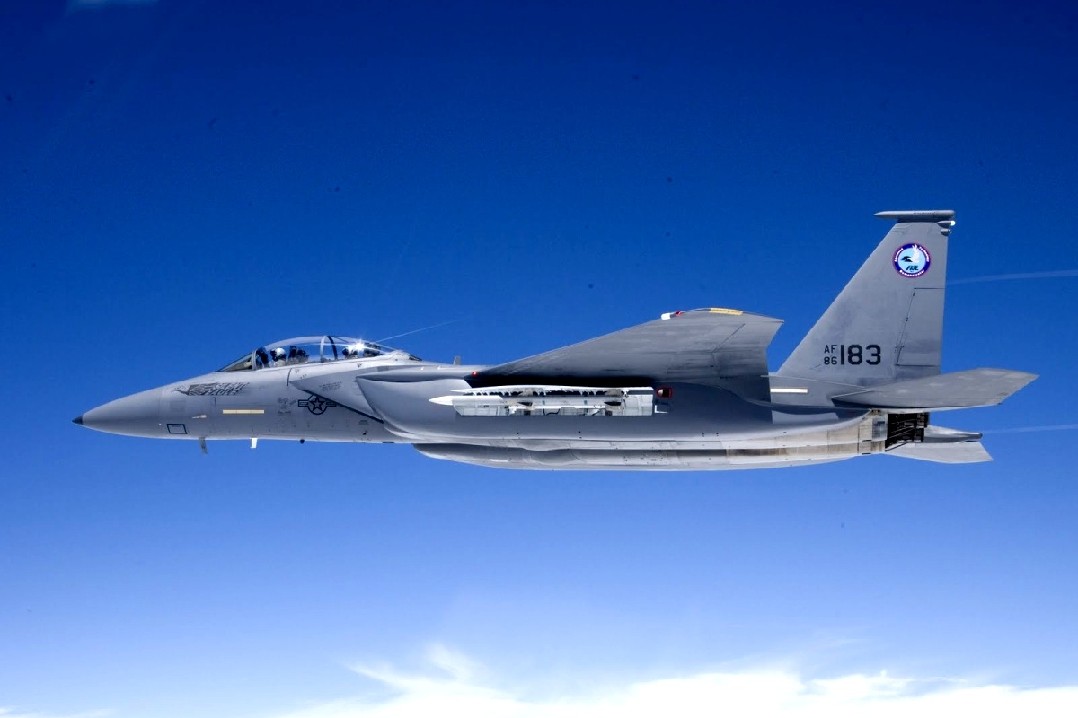 F-15SE Silent Eagle Wallpaper 1