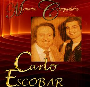"""ESPECTÁCULO """"LAS CANCIONES DE ESCOBAR"""""""