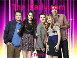 Banner de la pagina The iCarly.com