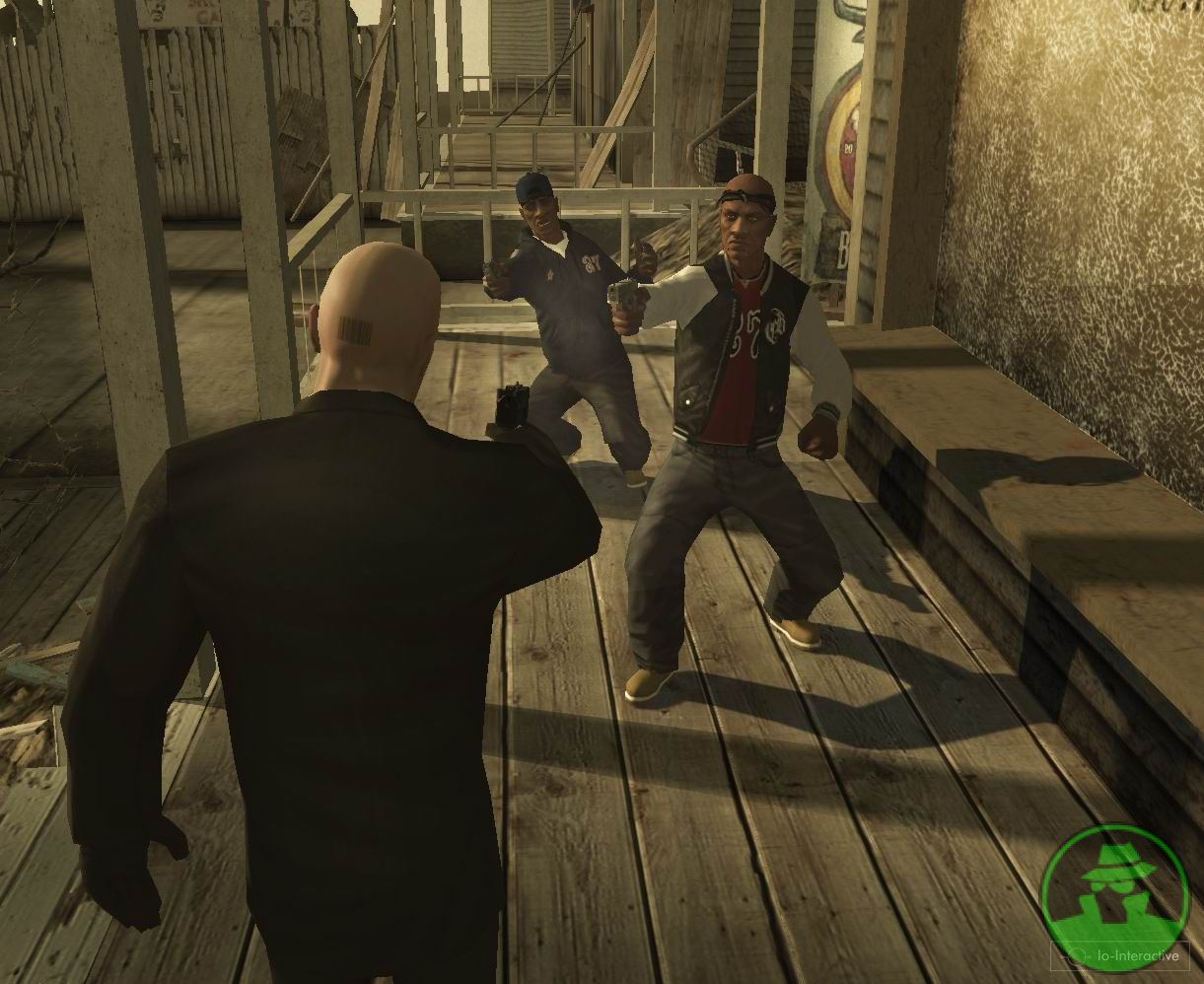 Nudepatch hitman nackt streaming