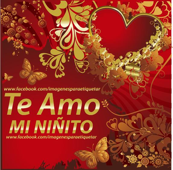 Imagenes para etiquetar en facebook te amo mi ni ito for Te amo facebook