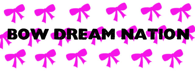 Bow Dream Nation: UK Style and Fashion Blog