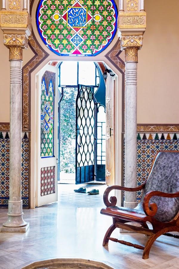 Una casa de Barcelona que podría estar en Marruecos ¡Impresionante!