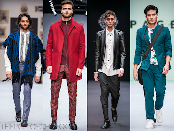 The 30 Best Looks from México Men's Fashion Week Fall 2015