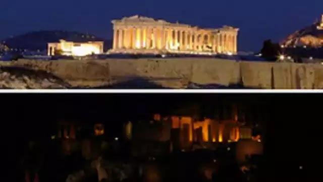 Ο μηχανικός που φώτισε την Ακρόπολη ξεσπά και δείχνει το «πριν» και το «μετά»: Δεν ντρέπονται με την εικόνα που έδειξαν;