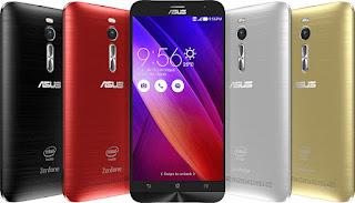 Root Asus Zenphone 2