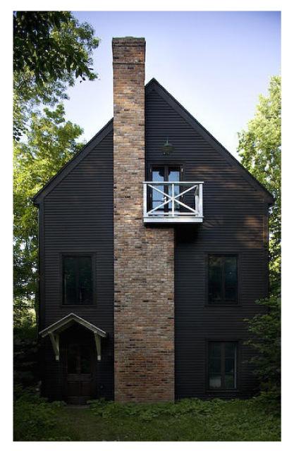 Una casa vacanze in canada blog di arredamento e interni for Dettagli home decor