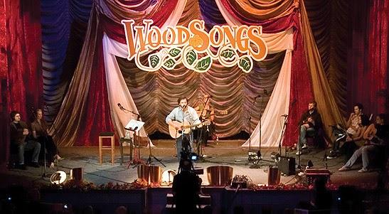 Backyard Bonfire Band : WoodSongs Old Time Radio Hour