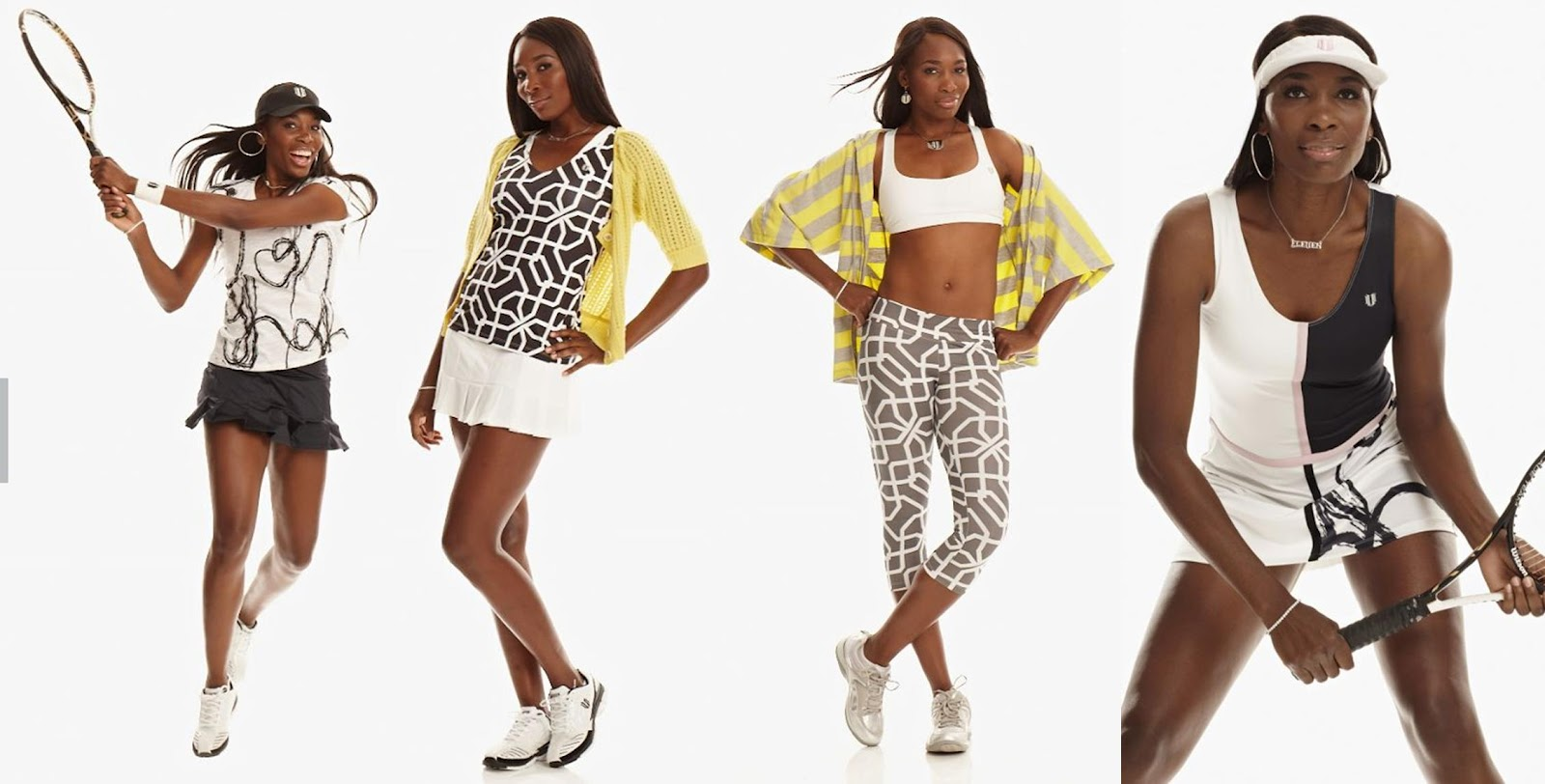 Venus Williams clothing brand