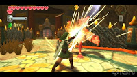 The Legend Of Zelda Skyward Sword wii