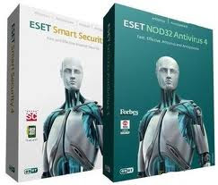 Username and Password ESET NOD32