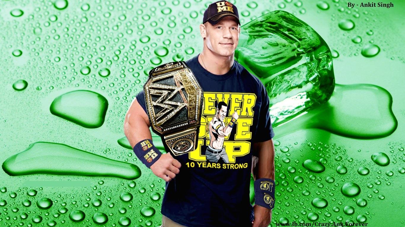 John Cena Cute Smile Wallpaper HD