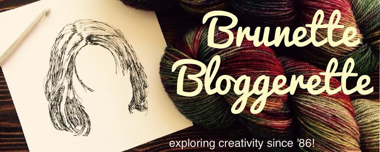 Brunette Bloggerette