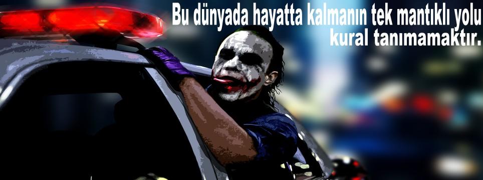 Joker Replikleri Kapak Resimleri