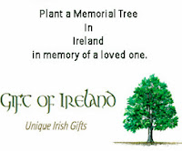 Irish gift ideas and memorials