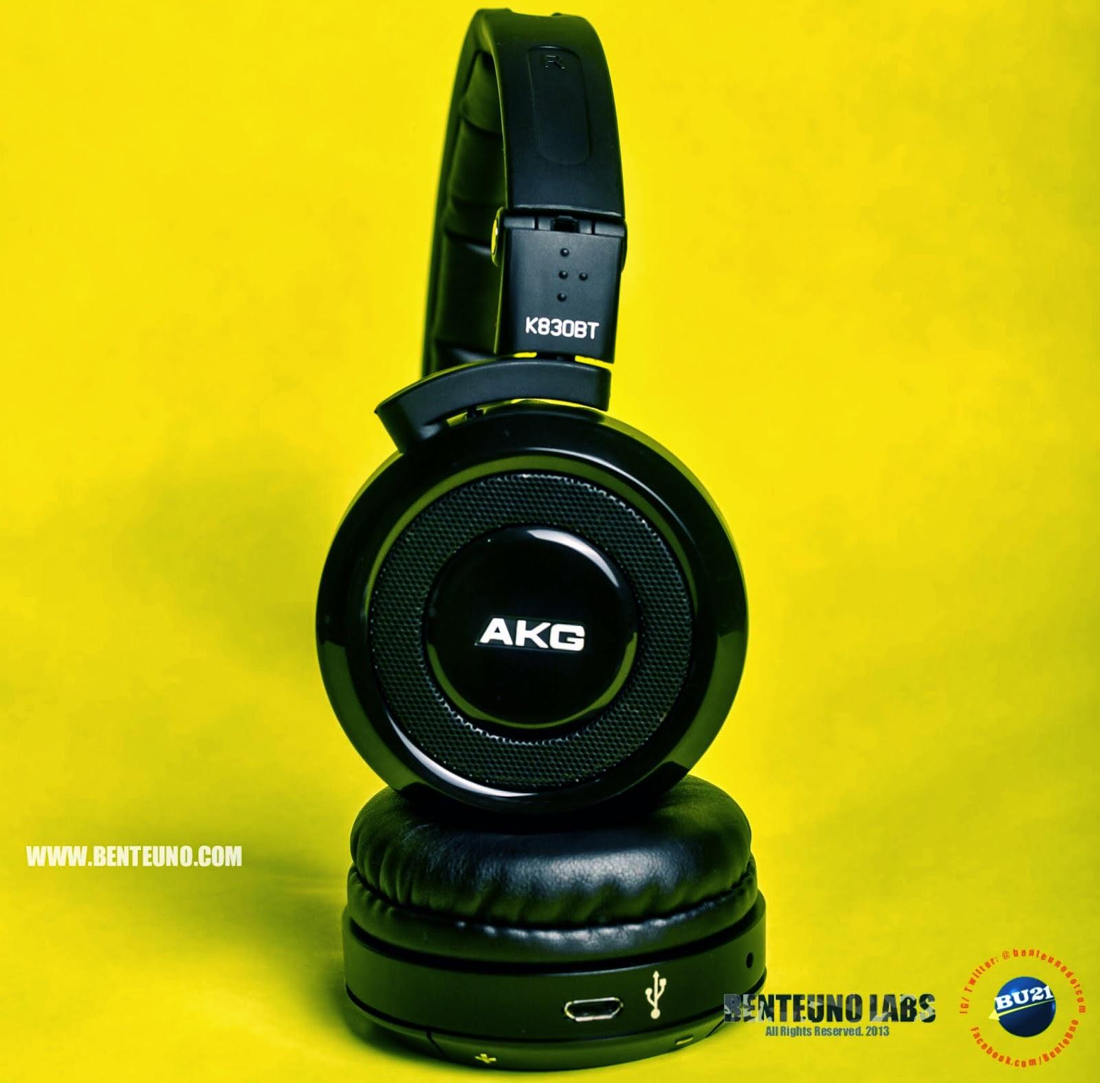 AKG K830 BT Wireless headphones picture