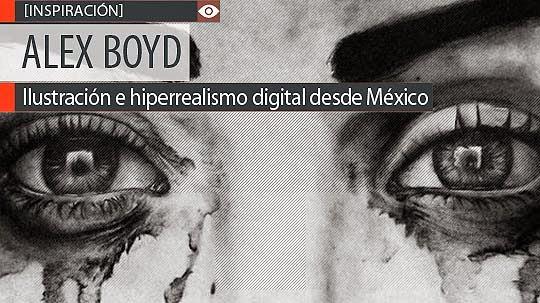 Ilustración e hiperrealismo digital de ALEX BOYD