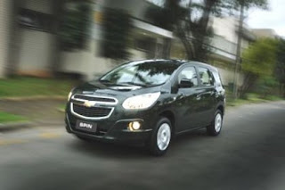 American manufacturer Chevrolet Re-Invest in Indonesia