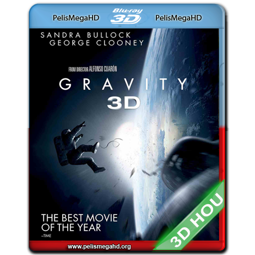 GRAVEDAD (2013) FULL 3D HALF OU 1080P HD MKV ESPAÑOL LATINO