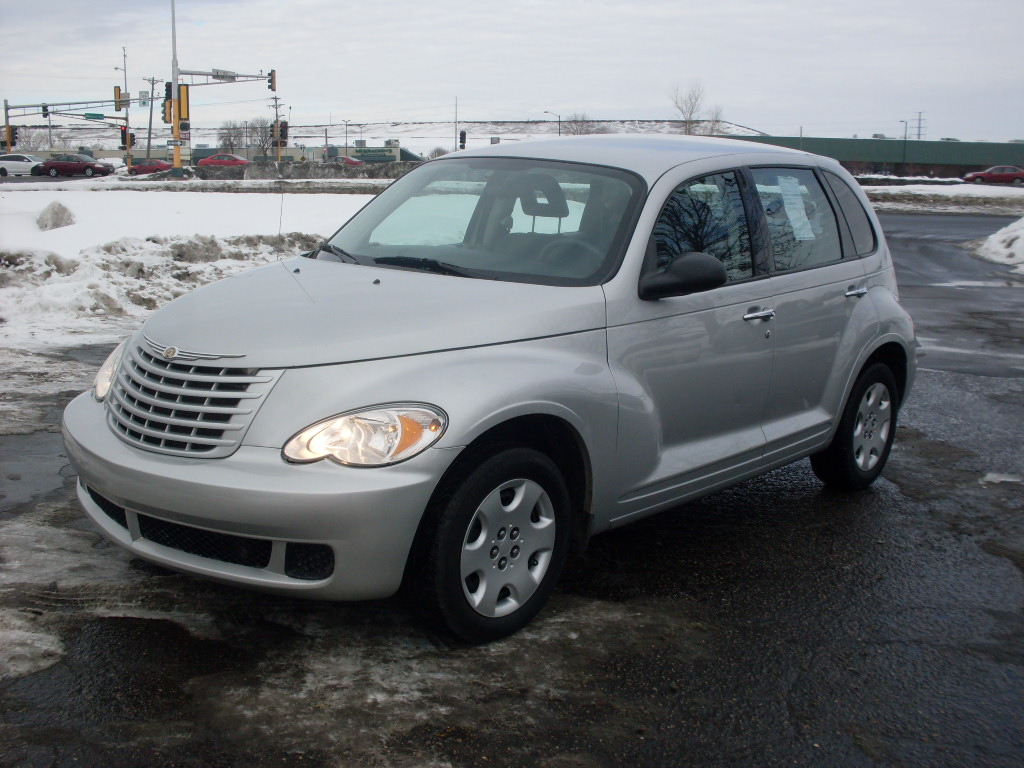 James  2008 Chrysler Pt Cruiser
