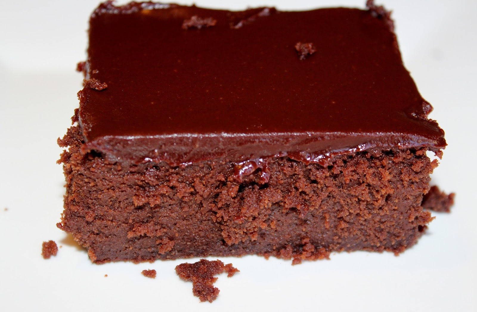 Chocolate Mascarpone Brownies Recipe — Dishmaps
