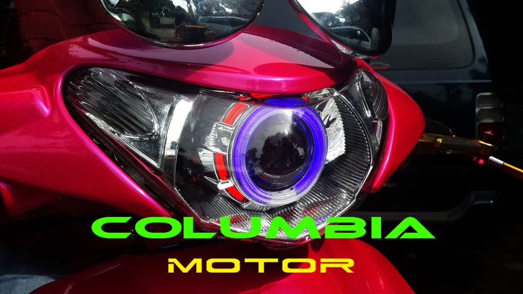 COLUMBIA MOTOR Retrofit Mio Sporty