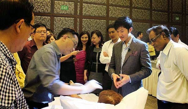 趙彥宇醫師新加玻微整注射教學Injectable teaching by Yates Y. Chao, MD