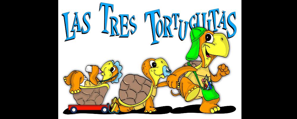 Las tres tortuguitas