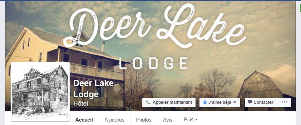 Deer Lake Lodge, chez Megan et Jon