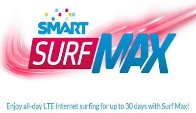 SMART SURFMAX Internet Promo 2016