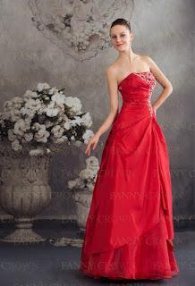 Belles robes avec corset