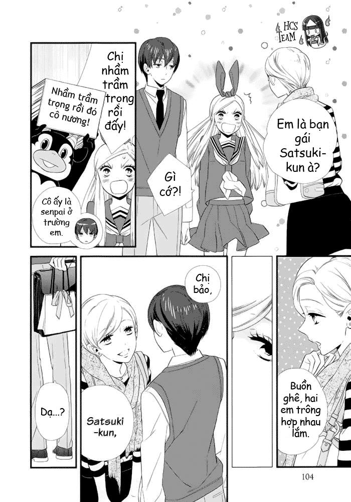 Kigurumi Boueitai chap 17 - Trang 9