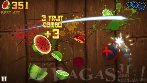 Fruit Ninja 1.6.1 HD Full Cracked 2