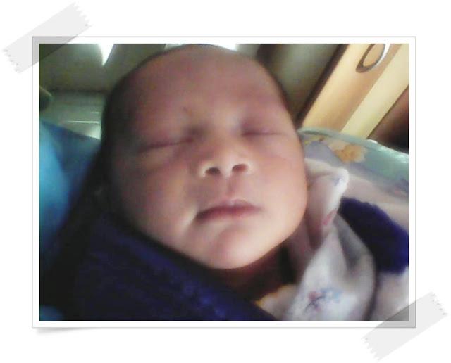 My First Baby: Muhammad Raya Ar-Rasyid