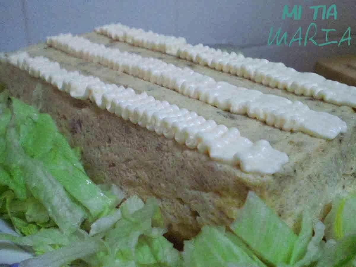 Pastel de Berza
