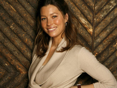 Hollywood Actress Wallpaper-Jessica Biel-903-1600x1200