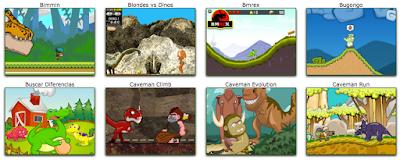 nuevos juegos de dinosaurios gratis